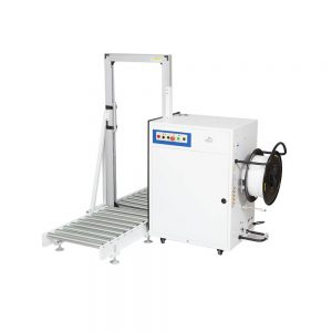 MH103B fully auto side strapping machine