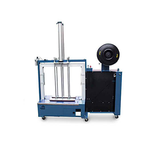 MH106A auto low table high pressure strapping machine