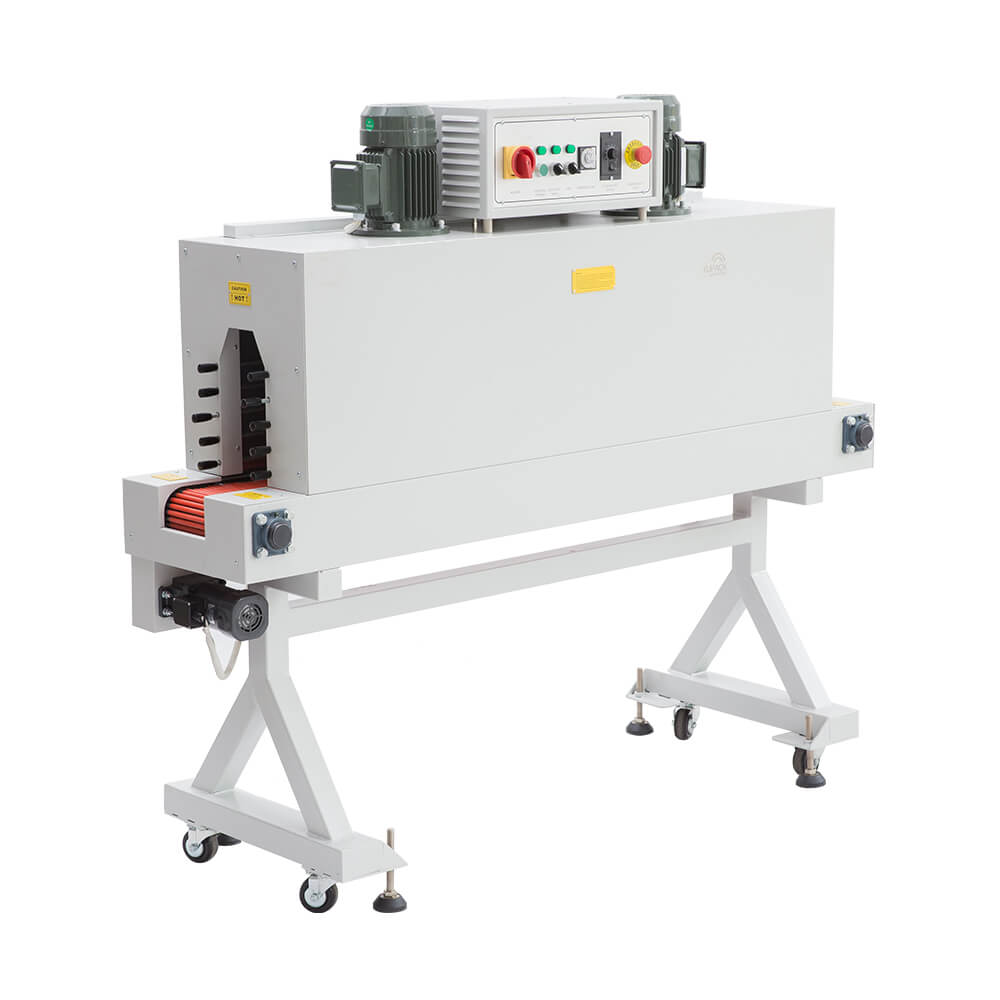 SM-1230 label shrink packing machine