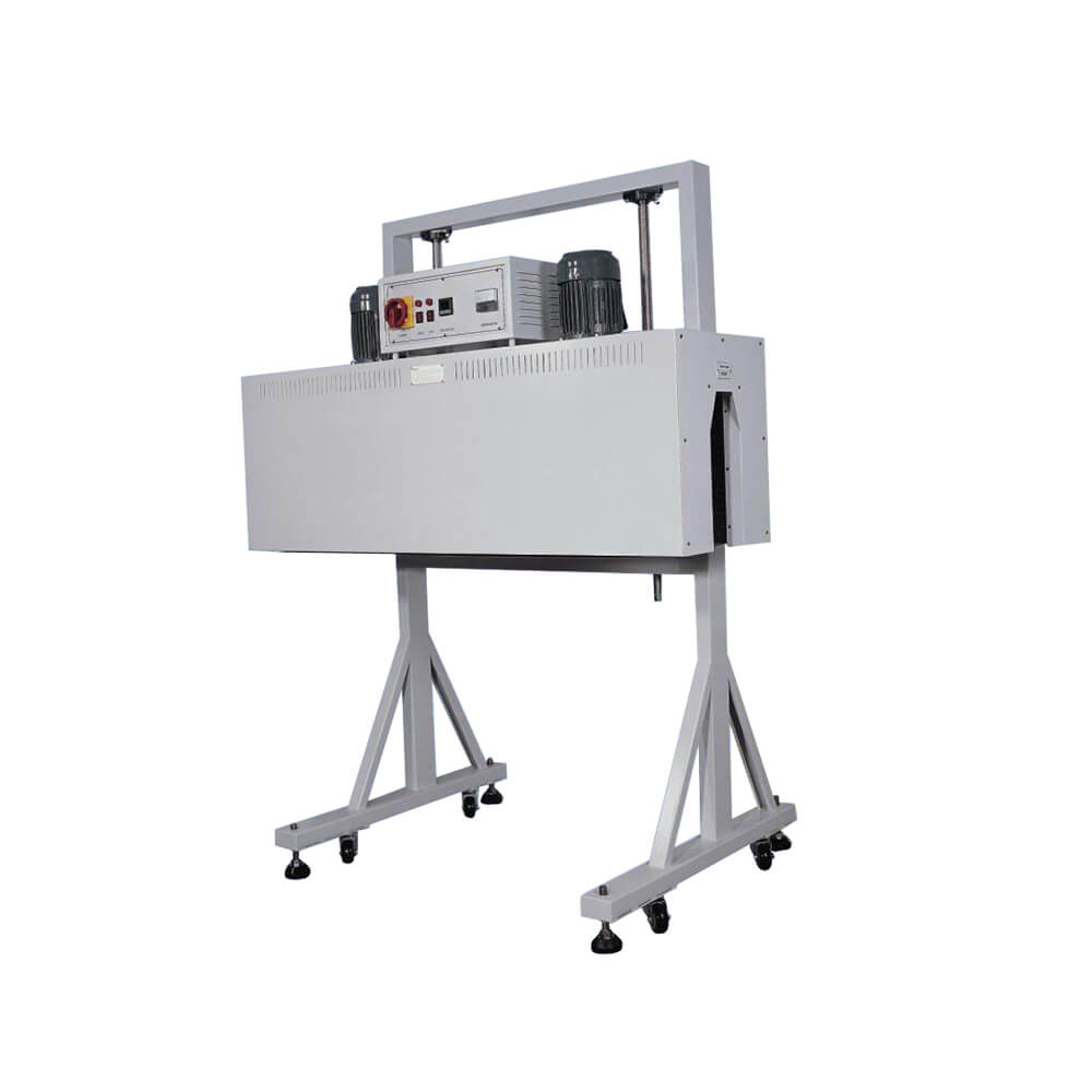 SM-1230X hanging label shrink packing machine