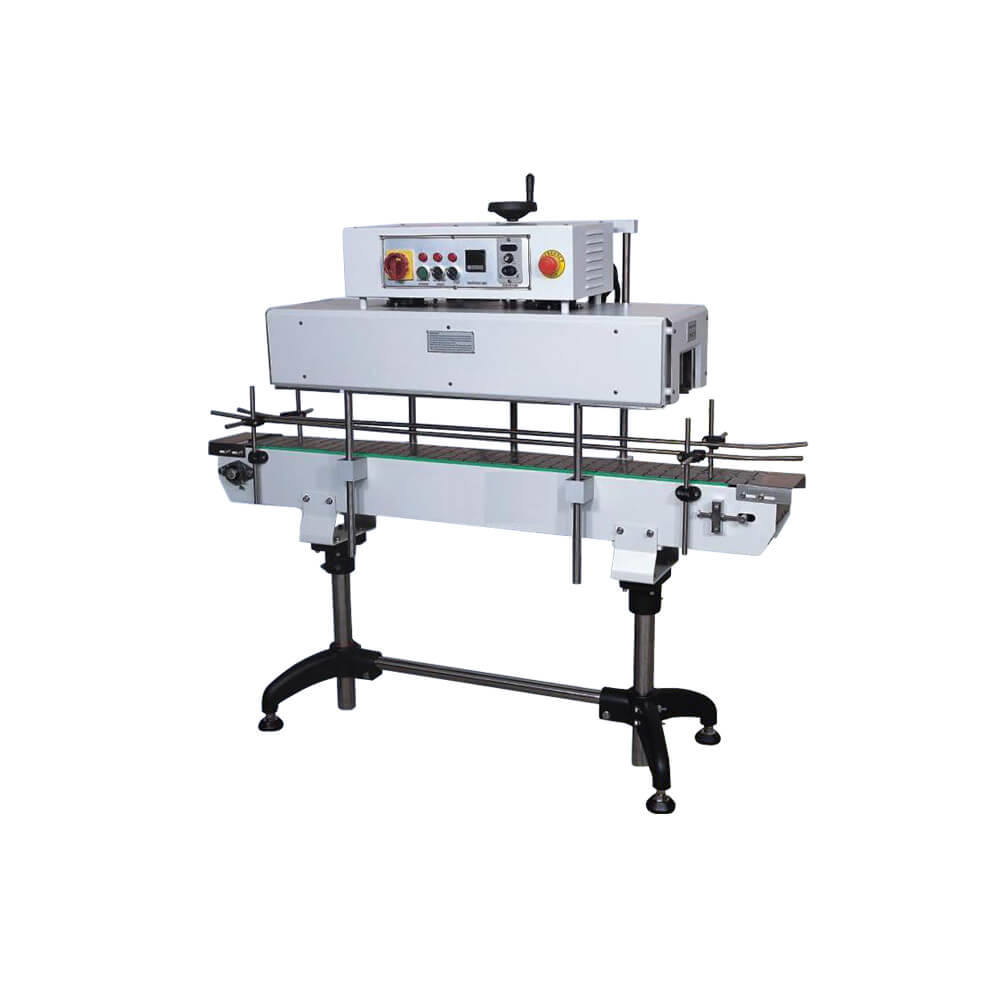 SM-1540 cap label shrinking machine