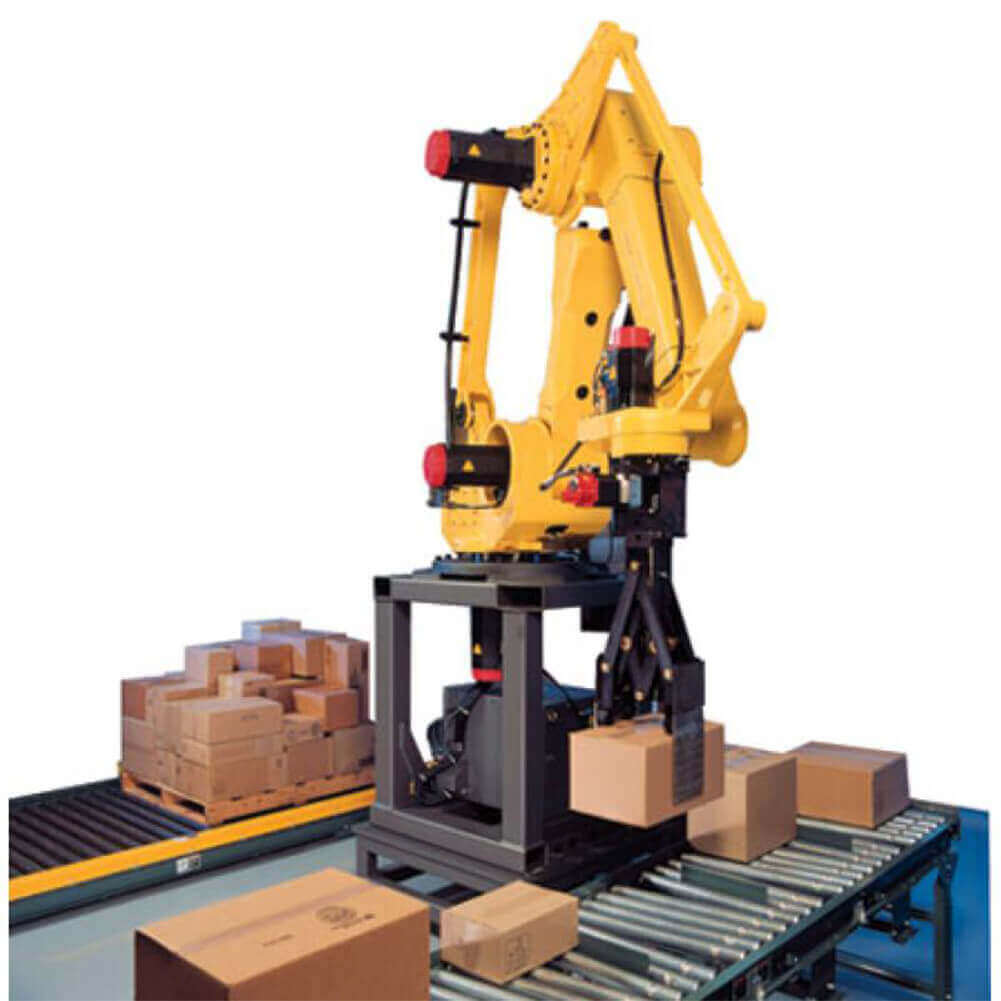 Robot-palletizer